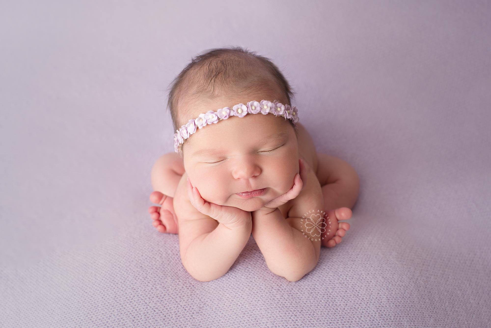 Manteca california newborn photography