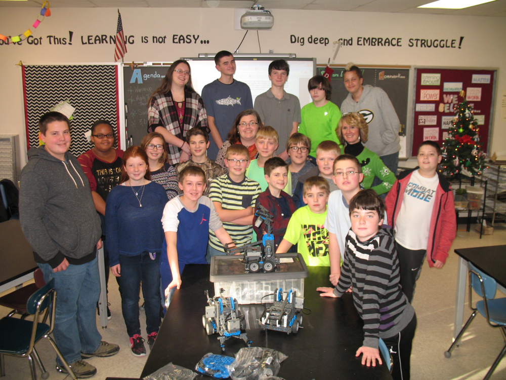 Ringing In The New Year With Robotics Rpi Group Inc