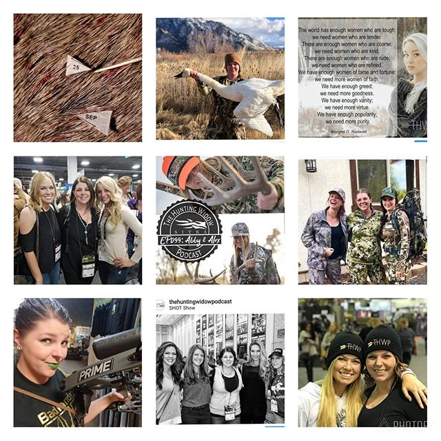 Top 9 moments of 2018!! These were indeed some of my favorites! MomLifeElevated #ADayInTheLifeOfTHWP #THWP #TheHuntingWidow #HuntingWidow #OutdoorWomen #WomenWhoShoot #WomenHunt #ProudToBeAHunter #ProudHunter #WomenOfTheIndusrty #2018Top9 #BringOn2019
