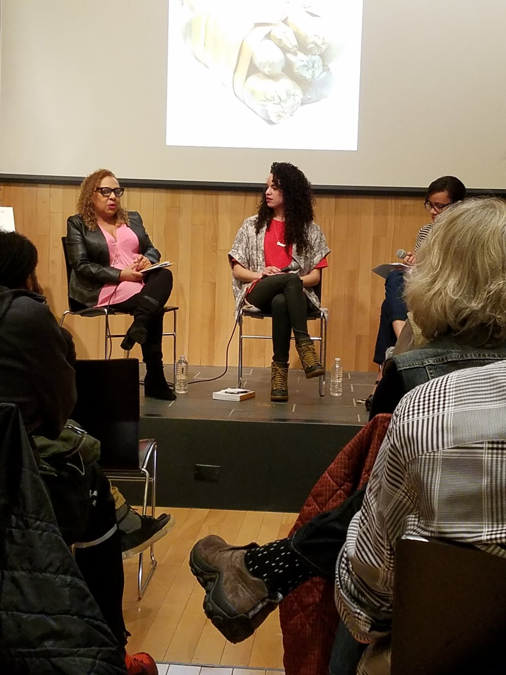 Dr. Jones and Sadie Barnette discuss art and activism in Los Angeles.
