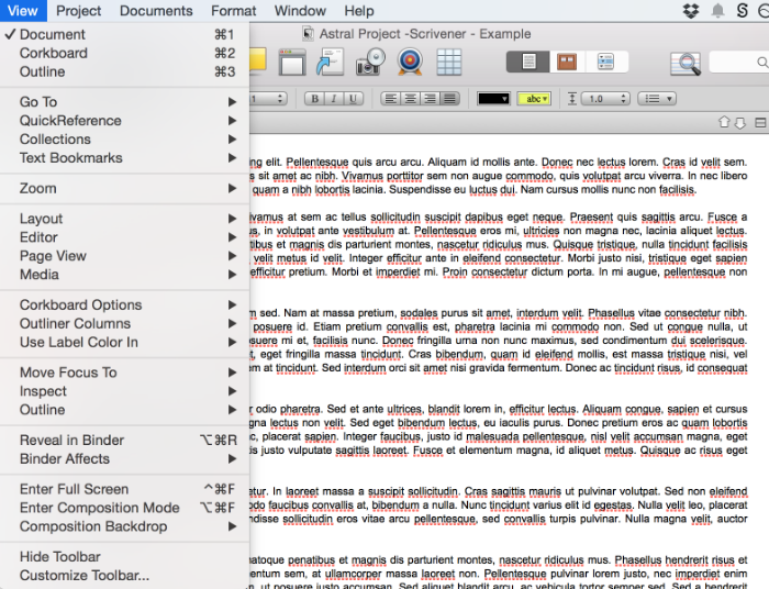 New to Scrivener? Learn how to write your novel in Scrivener's full screen mode so that you can avoid distractions and boost your productivity! ShesNovel.com