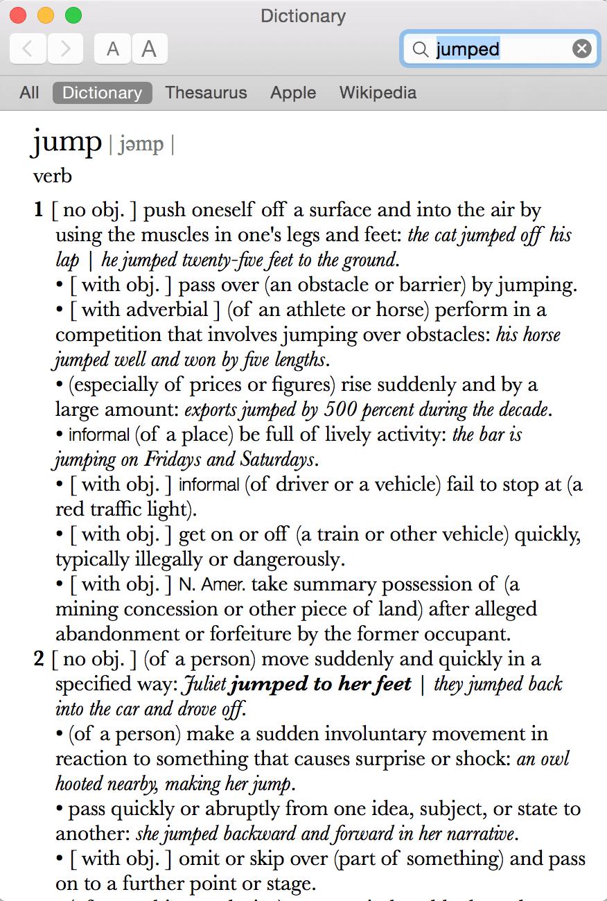 Scrivener's Writing Tools