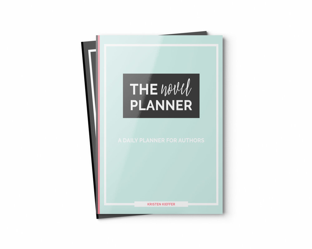 You're seriously in love with stories, but are you ready to get serious about writing your own?  The Novel Planner is the perfect daily planner for authors. Hobby writers, first-time novelists, and professional authors alike will love the structure and organization this daily planner provides.
