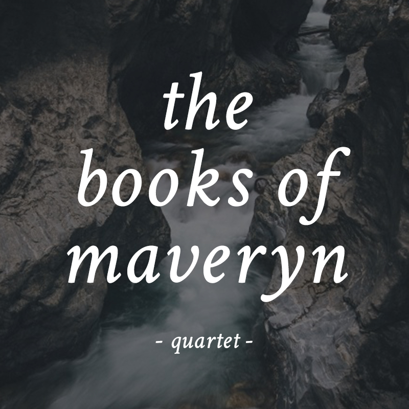 The Books of Maveryn by Kristen Kieffer