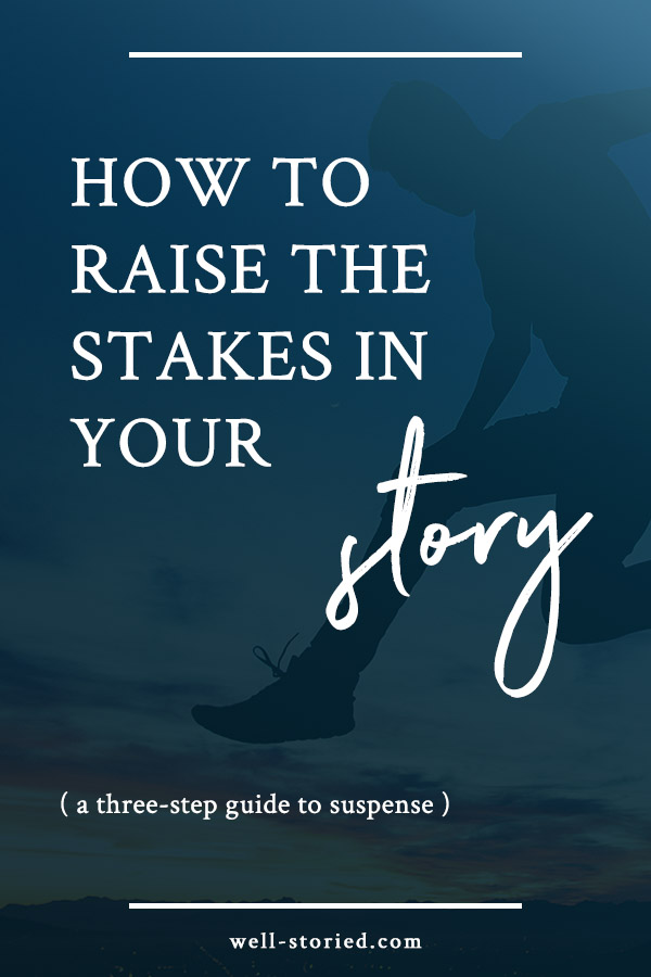 Feel like your plot is falling flat? Learn how to raise your story's stakes today, and you'll never have to worry about whether readers find your book interesting!