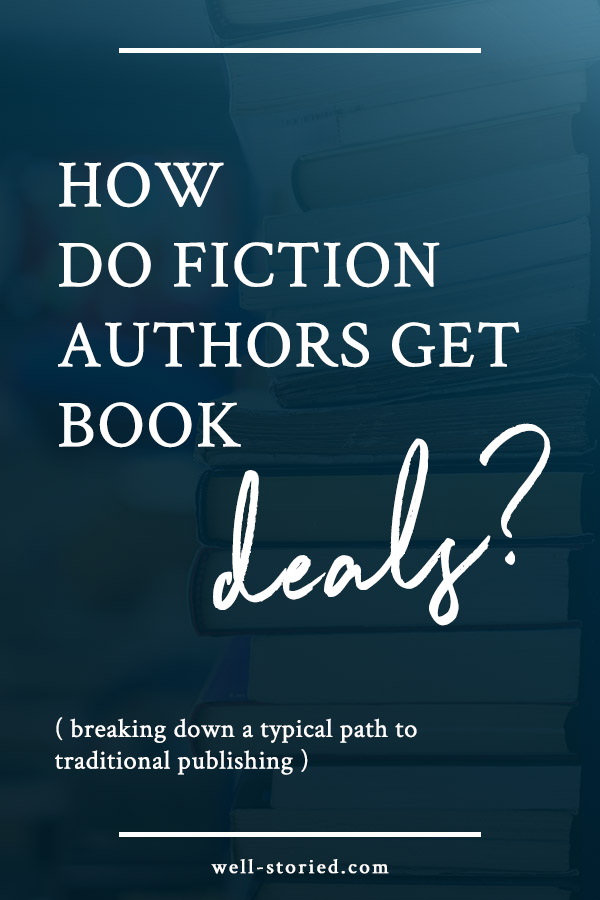 Hey, writer! Have you ever wondered how traditional publishing works? In today's article, I'm breaking down a typical writer's path through the traditional publishing process--all the way from querying for an agent to their book's big launch day!