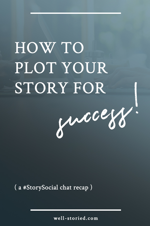 How can you plan, draft, and revise your story's plot for success? Check out tips & tricks from dozens of writers worldwide in this recap of our recent #StorySocial chat!
