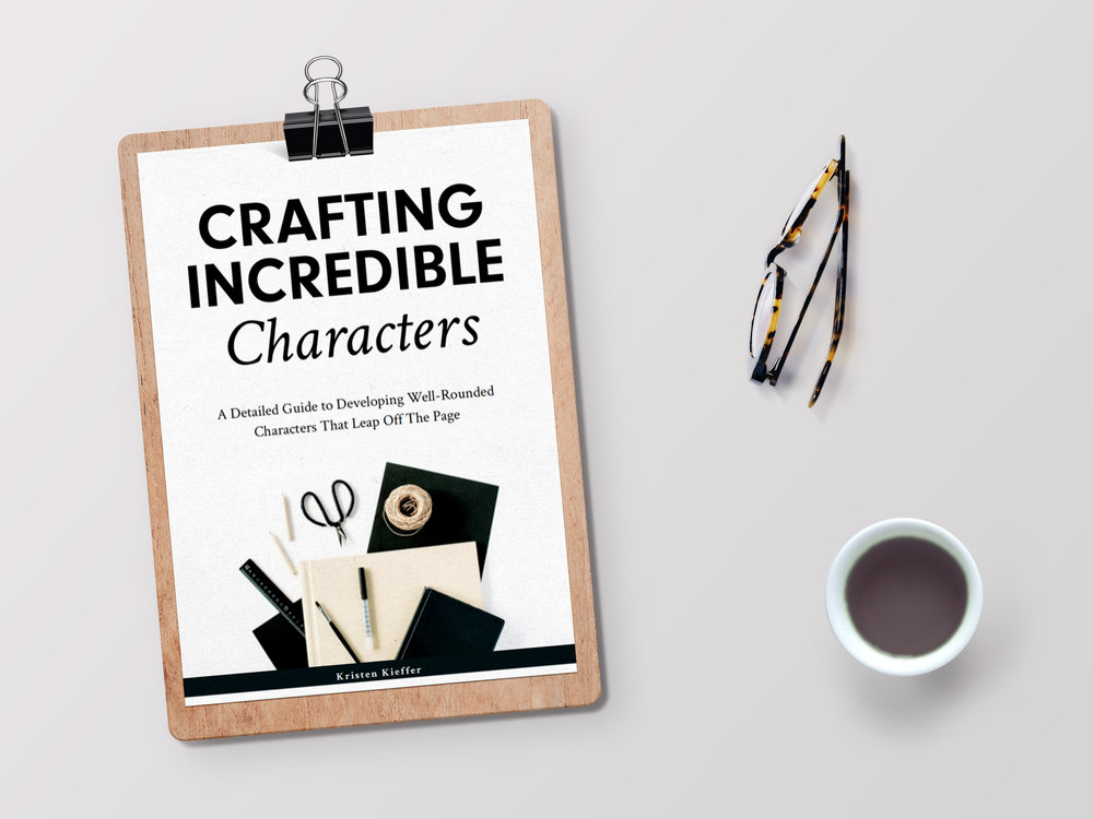 Characters are the backbone of any good story. Ready to craft incredible characters of your own? Develop well-rounded characters that leap off the page with this 105-page fillable PDF workbook!