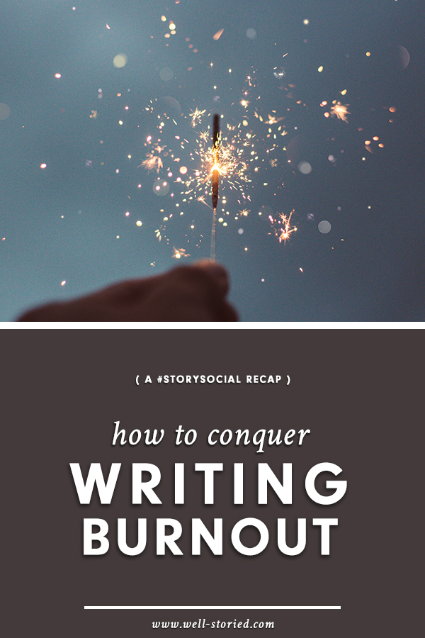 Struggling with writing burnout? Learn how to conquer it with these tips from writers around the world!