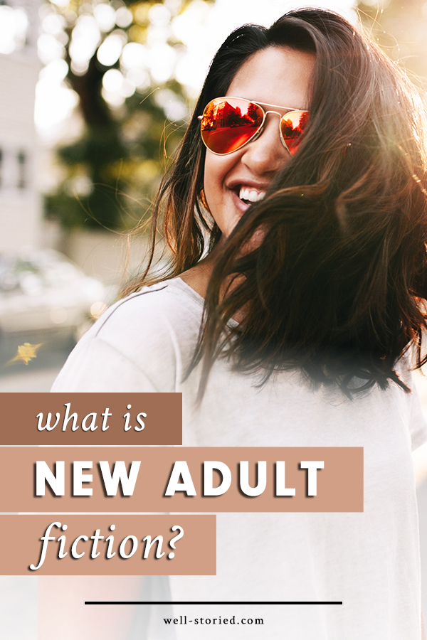 What is New Adult fiction? And how do you go about writing it? We're discussing everything you need to know over at Well-Storied.com!