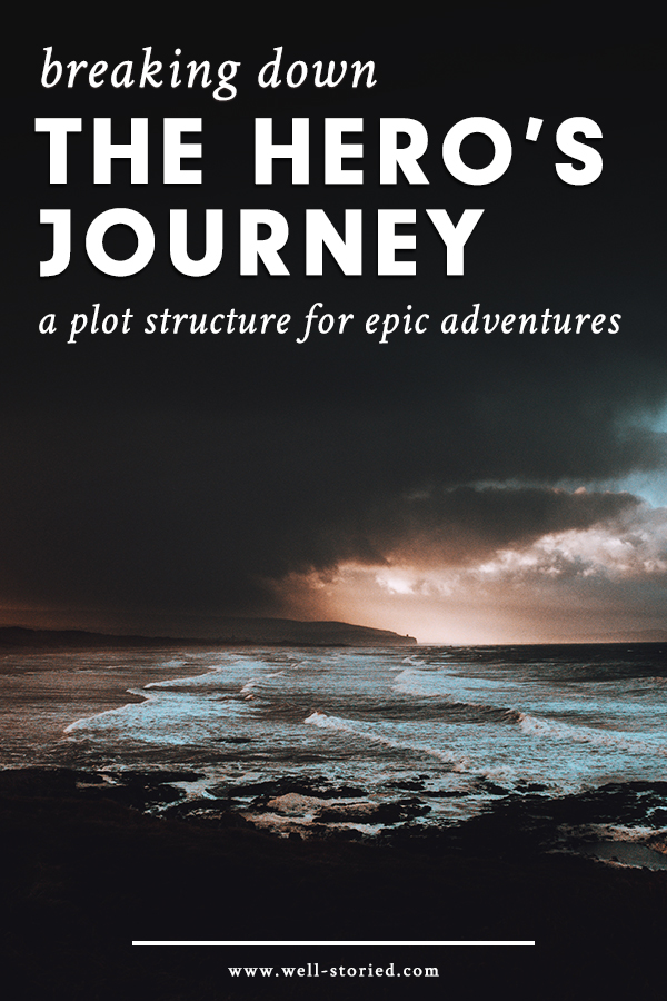 Are you eager to write a fantasy or science fiction novel that centers on one character's epic journey? You're going to love plotting with The Hero's Journey story structure!