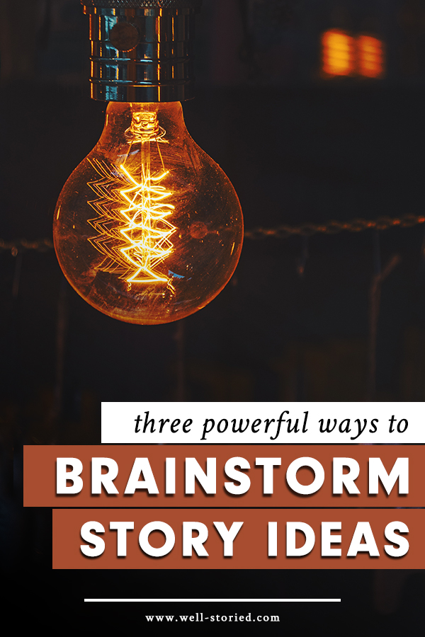 Brainstorming new stories ideas isn't always easy. How can you jog your creative energies and generate the concept for your next great novel? Check out these powerful brainstorming methods today!
