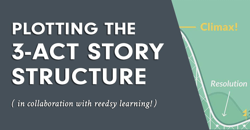 Master the principles of strong story structure with this free course, available through Reedsy Learning.