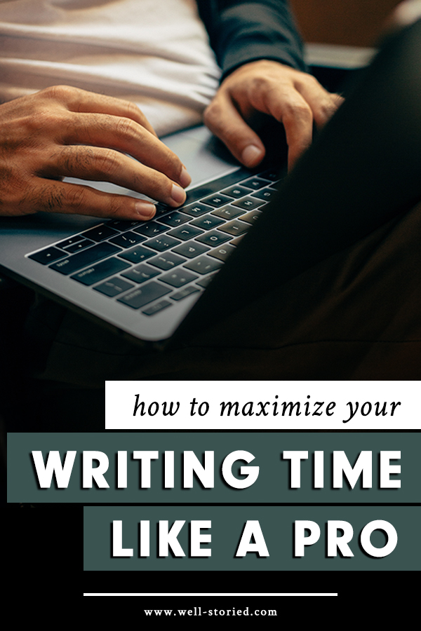 Ready to maximize your time so you can make the most of your writing life? I have just the tips you need no matter where you are in your writing journey!