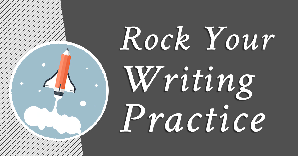 You don't have to be dissatisfied with your writing life anymore. The creative fulfillment you crave is within your realm of control. But claiming it?   Well, that can be difficult — which is why I created Rock Your Writing Practice, a seven-day free email course designed to help you define the concrete steps you can take to begin rocking your writing practice ASAP.