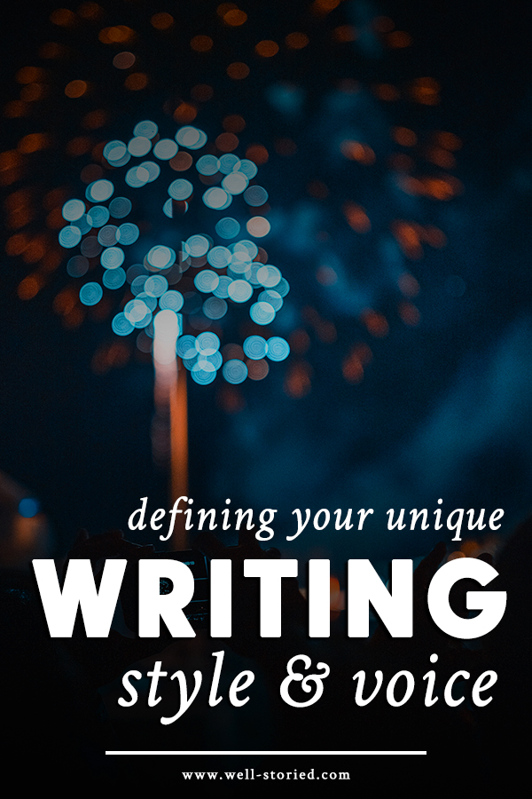 Do you know what makes you unique as a writer? Defining your personal writing style and voice can help you grow confident in your work, but how exactly do you go about building that sense of identity and assurance? Let's break down everything you need to know on the Well-Storied blog!