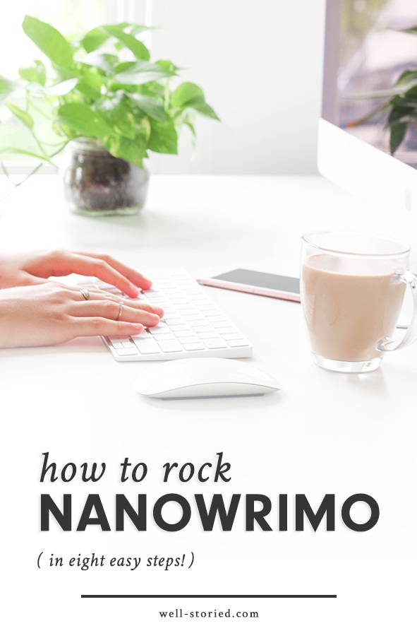 Are you taking part in NaNoWriMo this year? Here are a few ways you can prepare to have your very best NaNoWriMo experience!
