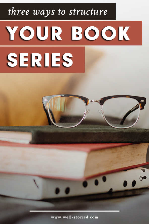 Think you might like to write a book series but don't know where to start? You're going to love this breakdown of three popular series structures over on the Well-Storied blog!