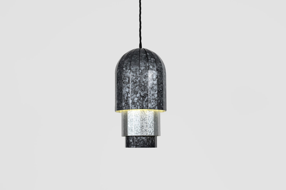 Tino Seubert - Regalvanize - Pendant Light