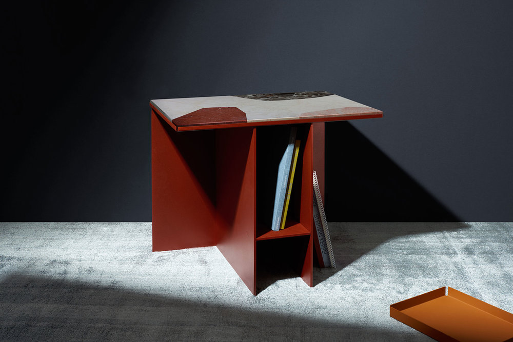 Tino Seubert - Other Kingdom - Uniform Side Table