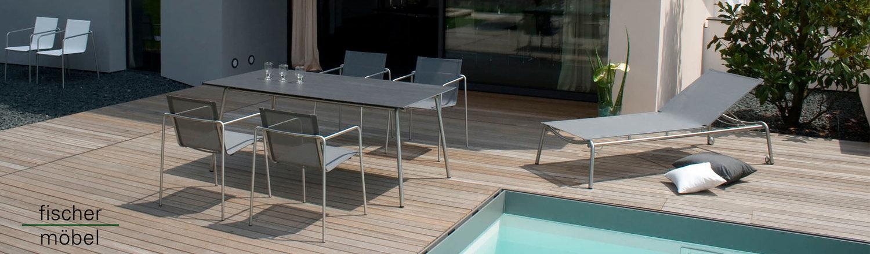 Fischer Möbel Cmg Schweiz Exclusive Outdoor Living
