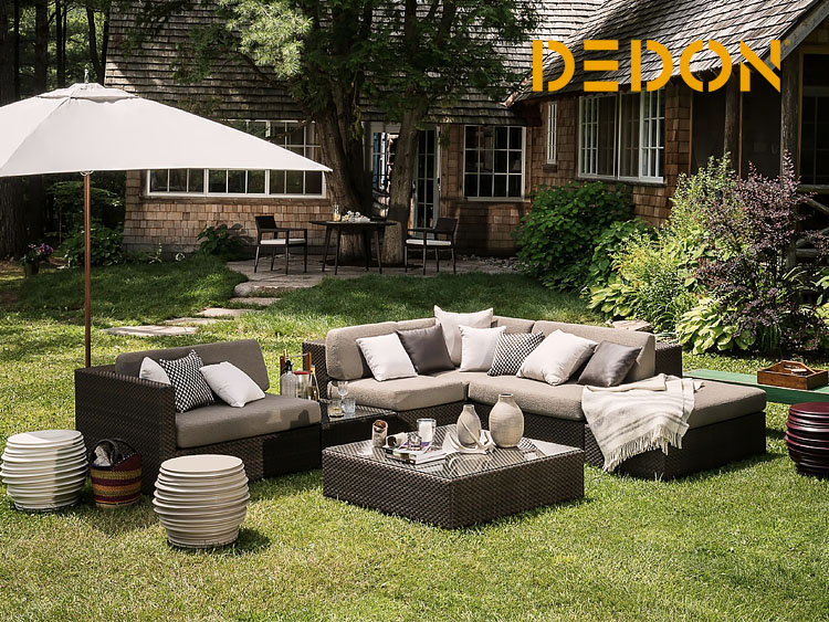 DEDON LOUNGE KOLLEKTION