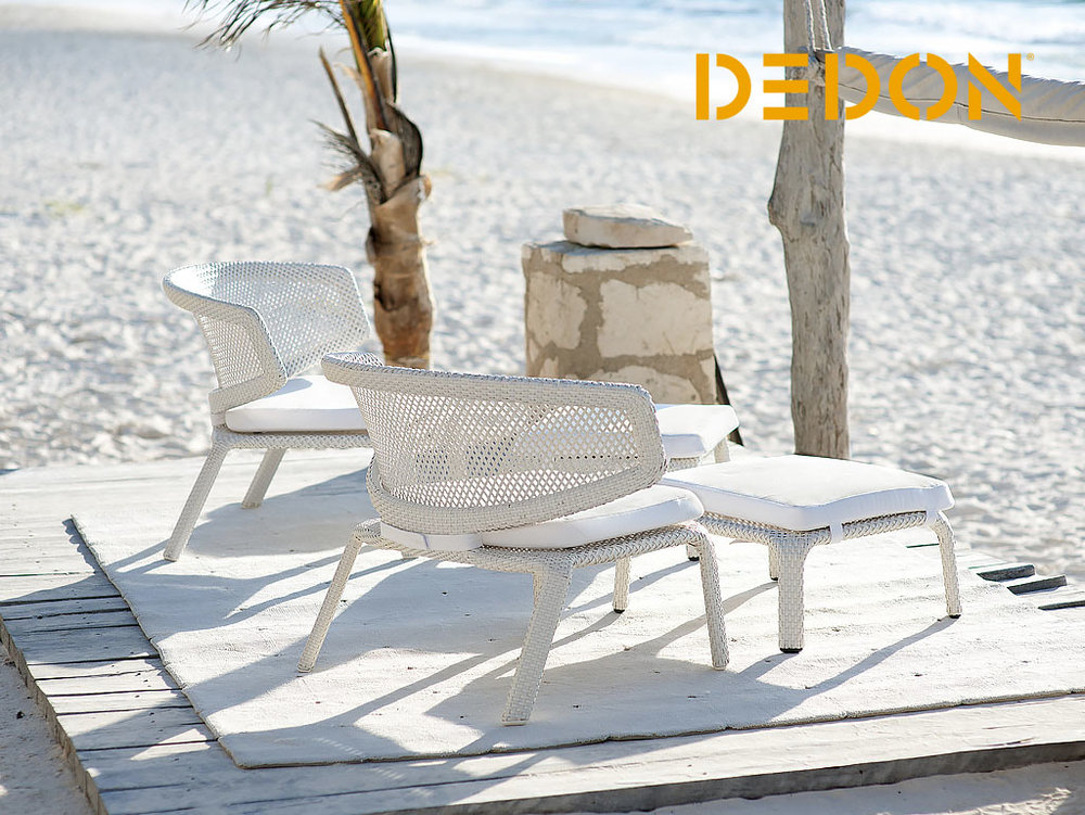DEDON SEASHELL KOLLEKTION