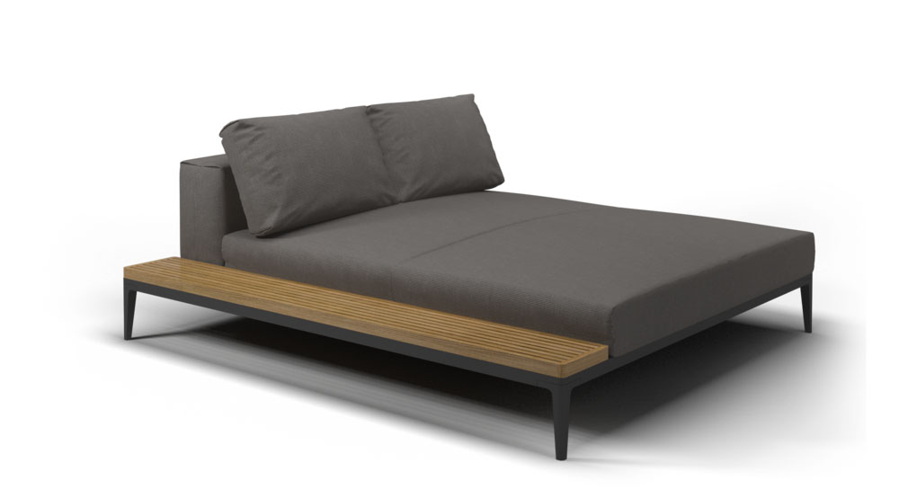 LEFT / RIGHT CHILL CHAISE UNIT