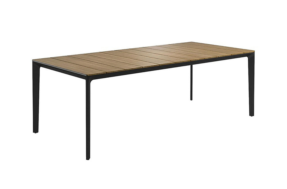 Gloster CARVER   Rectangular Table