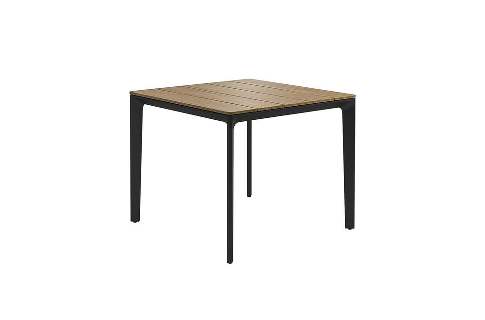 Gloster CARVER   Square Table