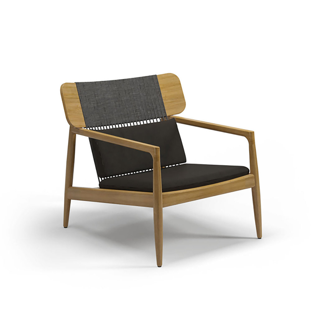 Gloster ARCHI Lounge Chair