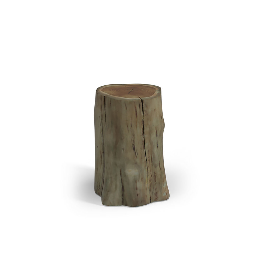 Gloster RAW Log Stool
