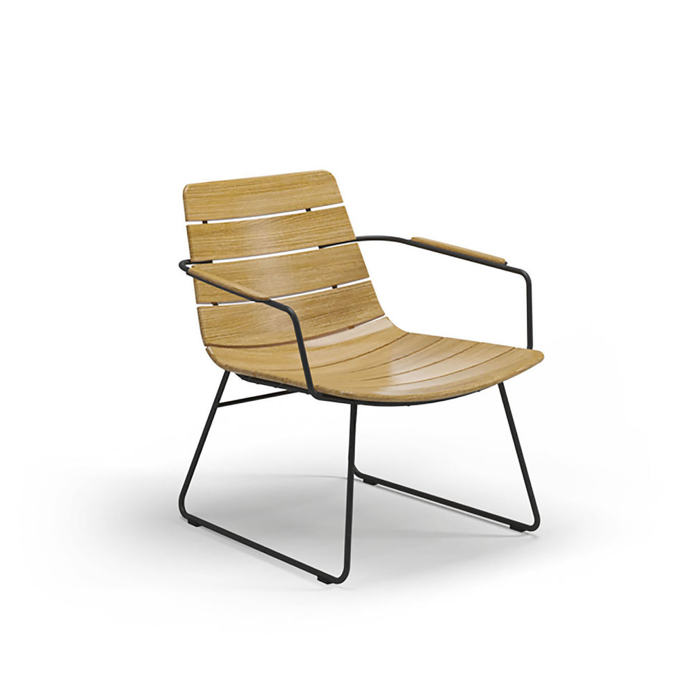 Gloster WILLIAM Lounge Chair