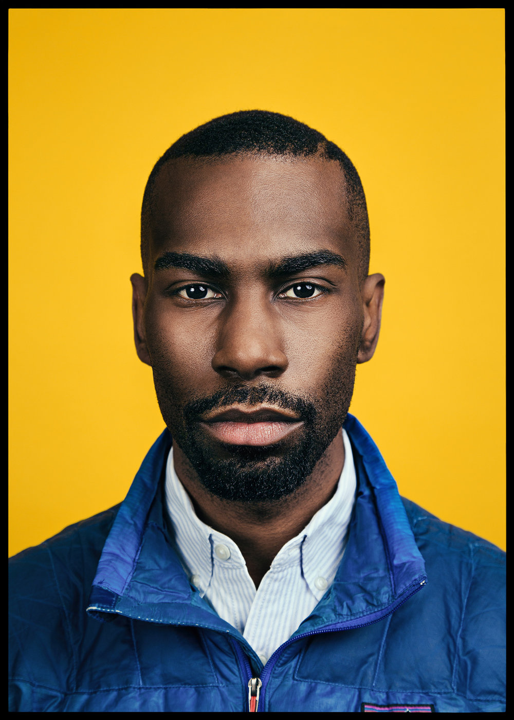 quinn russell brown, quinn brown seattle, quinn russell brown seattle, quinn russell brown seattle photography, seattle editorial portrait, seattle studio portrait photography, deray mckesson, deray mckesson portrait, deray mckesson black lives matter, deray mckesson photo