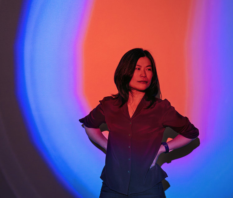 Bioengineering professor Suzie Pun