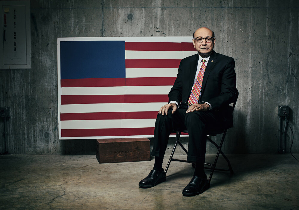Gold Star Father Khizr Khan