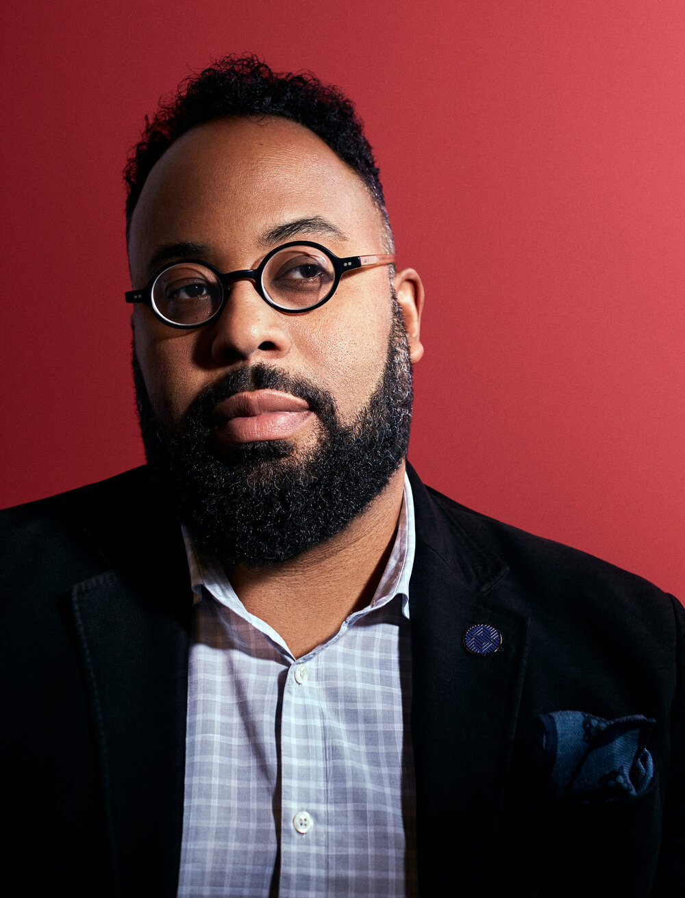 Kevin Young, poetry editor at New Yorker Magazine