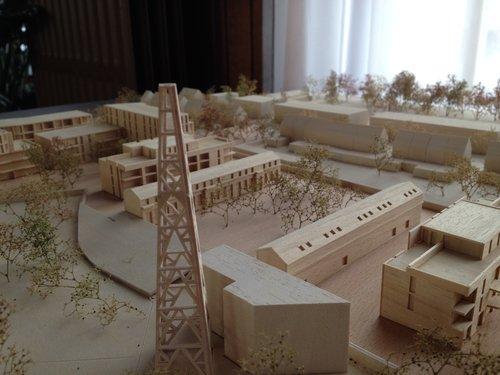 Attak maquettebouw scalemodel