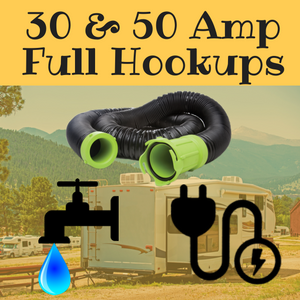 Angels Camp RV Resort - Full Hookups