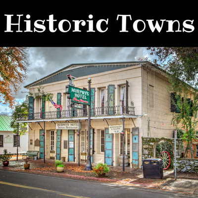 Murphys, CA - Historic Town, Murphy's Hotel