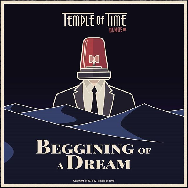 Ladies and gentlemen 👋 This is Beginning of a Dream 💭 If you still don't know what Temple of Time is, this is a perfect song for you to discover it 🎈 We've been working on this piece with special care so don't forget to put on the best headphones you've got 🎧 Listen on youtube (LINK IN BIO⬆) and FREE DOWNLOAD on our website (templeoftimeband.com) Enjoy 🎪 . . . . . #single #newsong #uk #london #music #dream #rocknroll #band #newmusic #psychedelic #atmosphere #rockband #indie #follow #stripes #acoustic #harmonies #power #explosive #alternative #newmusic #outnow #youtube #EP #thebeatles #ledzeppelin #show
