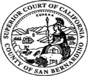 CERTIFICATE OF COMMENDATION FOR EFFECTIVE ADVOCACY AND SERVICES AS AN OFFICER OF THE COURT FOR THE SUPERIOR/MUNICIPAL COURT, COUNTY OF SAN BERNARDINO, STATE OF CALIFORNIA (1996 )