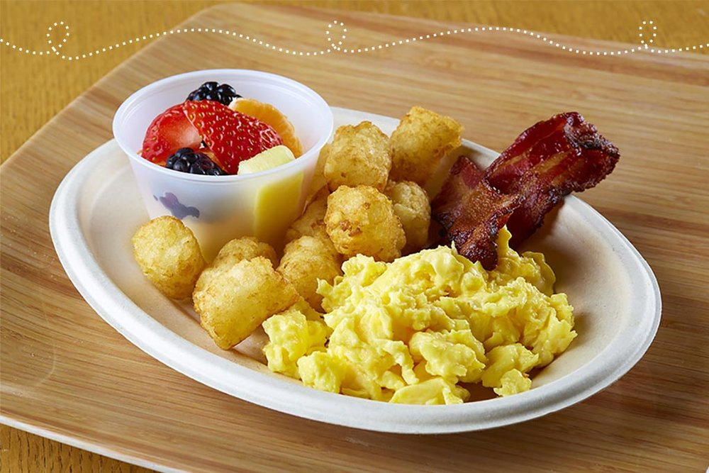 Kids' Breakfast Meal