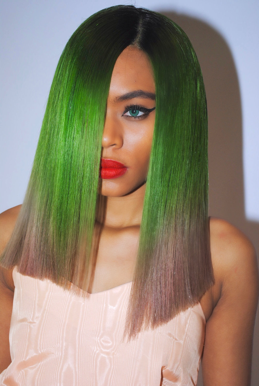 Hair Color Custom Wigs Pristine Era