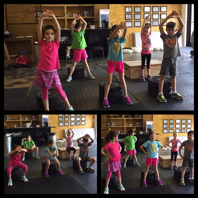 Healthy Kids At CrossFit Tupelo