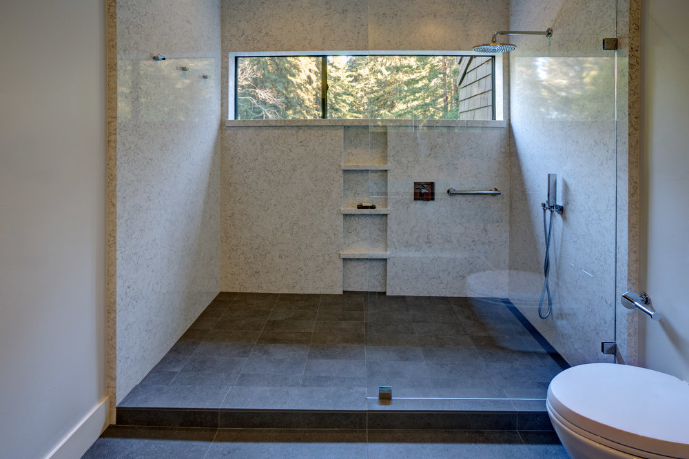 Mill Valley Bath Remodel Kaplan Architects