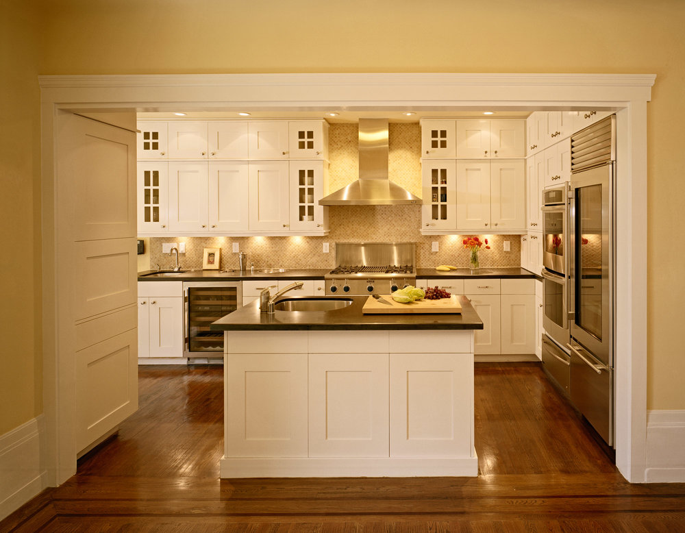 Large opening between kitchen and dining room.jpg