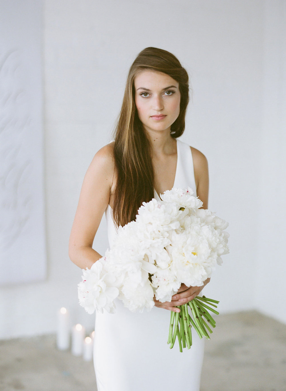 Pure and White Editorial - Minnesota Bride Magazine