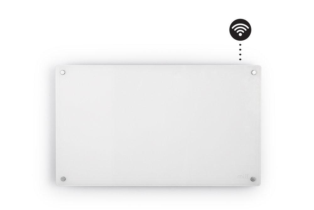 Mill AV600 wifi heater front view