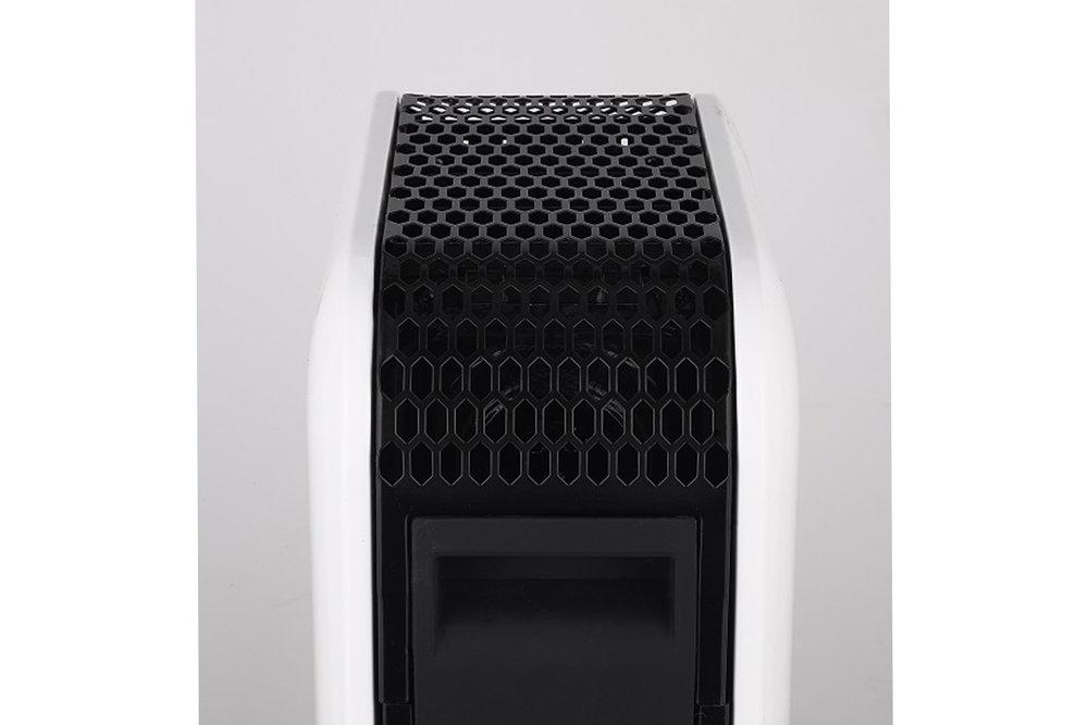 Mill AB-H700 Mini heater handler zoomed in